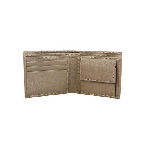 ECHT brown leather wallet