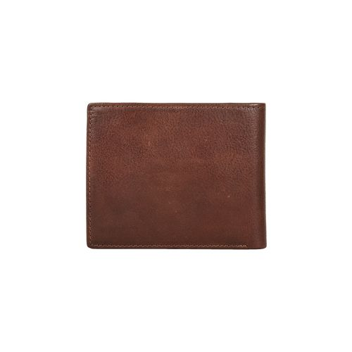 MAI SOLI brown leather wallet