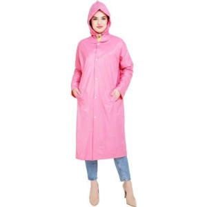 REXBURG Solid Women Raincoat