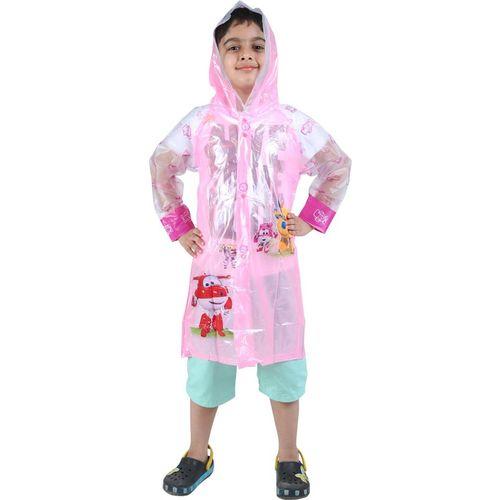 Burdy Solid Boys Raincoat