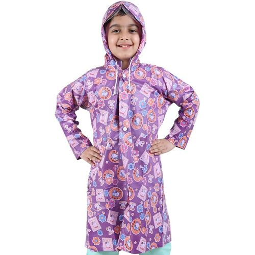 Burdy Solid Boys Raincoat
