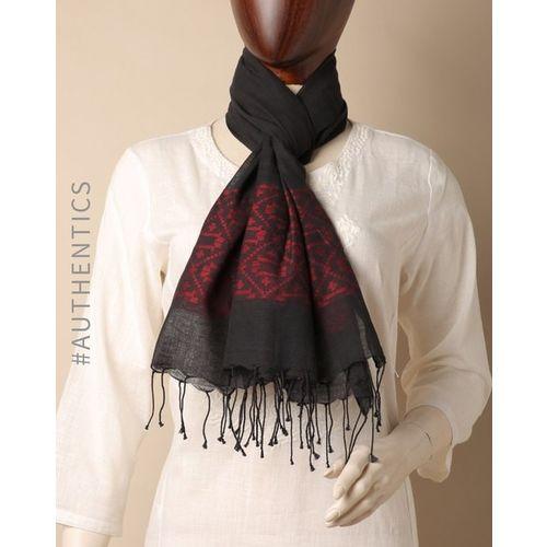 ArtEastri Handloom Cotton Jamdani Stole