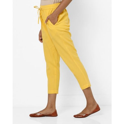 Project Eve IW Casual Salwar Pants with Drawstring Waist