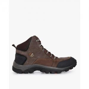 WOODLAND Panelled Chukka Boots