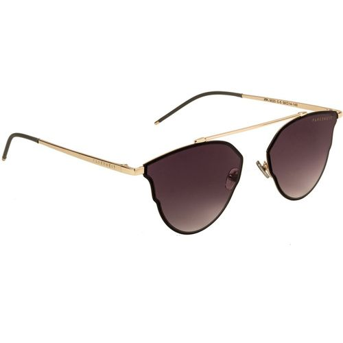 Farenheit Retro Square Sunglasses(Grey)