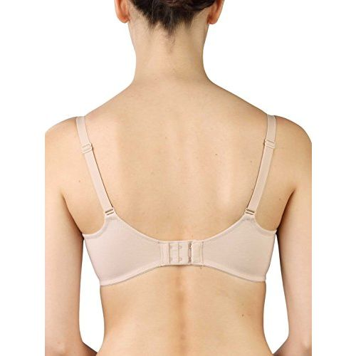 Triumph International Non Padded Non Wired Lace Bra(203I902_Skin_34D)