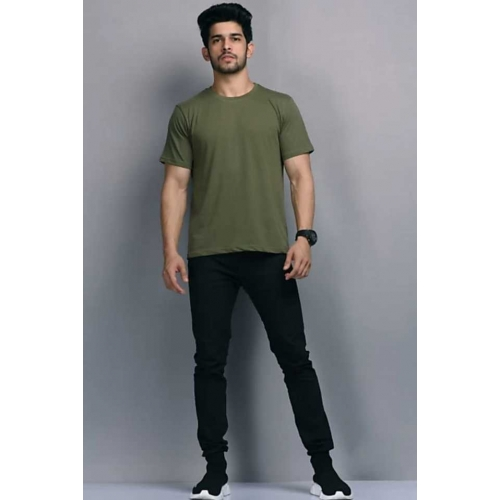 BELTLY Olive Green T-Shirt