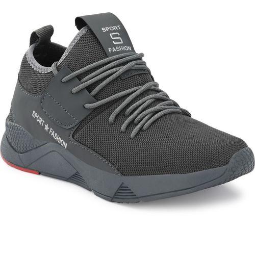 Layasa Running Shoes For Men(Grey)