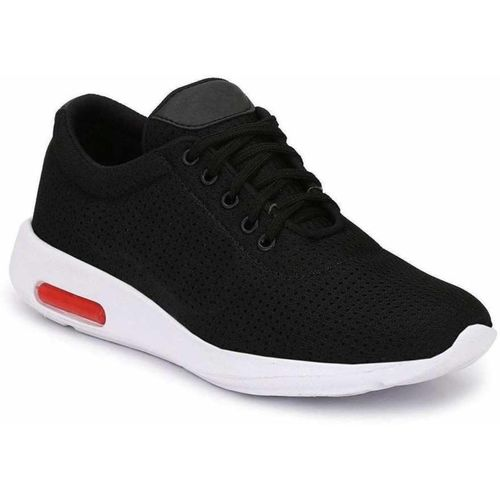 Absolute comfort Walking shoes Walking Shoes For Men(Black, White)