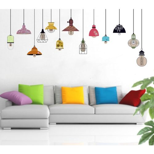 Decal O Decal Large Wall Sticker Sticker(Pack of 1)