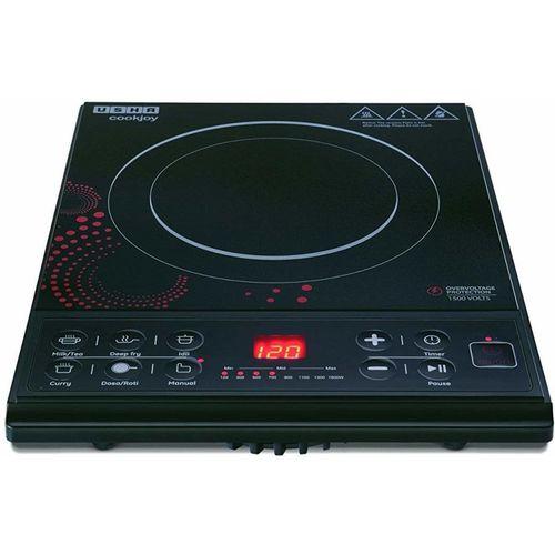 Usha Cook Joy - 3616 -1600W Induction Cooktop(Black, Push Button)