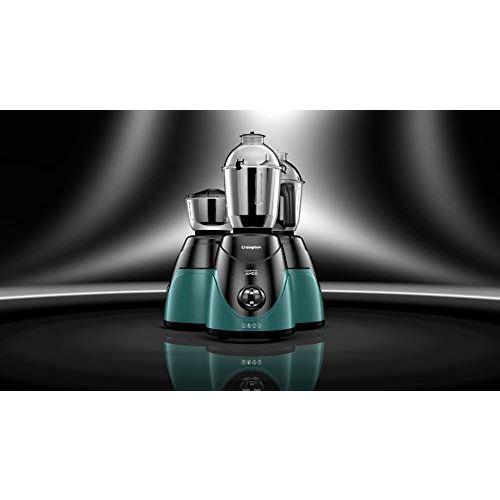 Crompton Ameo 750-Watt Mixer Grinder with 3 Jars
