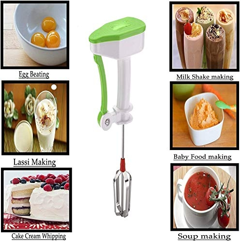 Generic Kitchen Utensil Kitchenware Curd Maker/Free Hand Blender for Egg & Cream Beater, Milkshake, Lassi, Butter Milk Mixer BeaterK