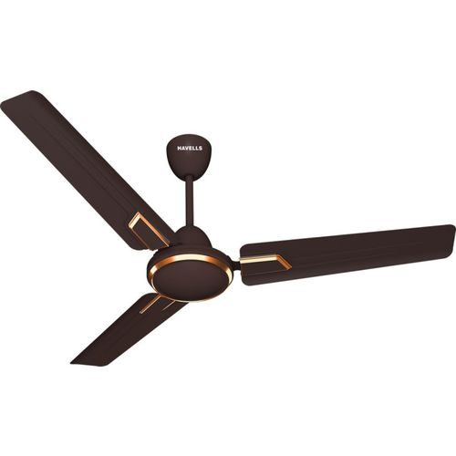 Havells ANDRIA 1200 mm 3 Blade Ceiling Fan(Espresso Brown, Pack of 1)