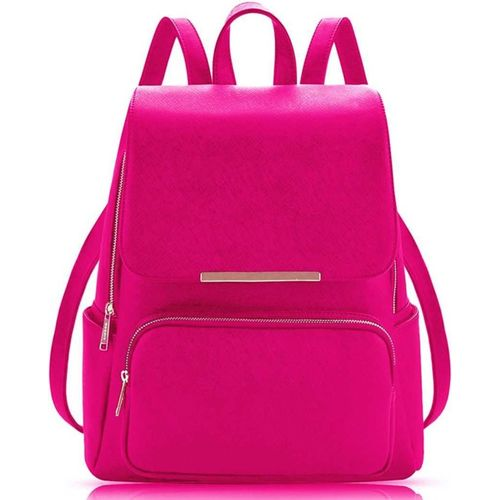 AARADHAYA FASHION Pink Casual And Formal Backpack