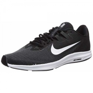 Nike Black WMNS Downshifter 9 Running Shoes