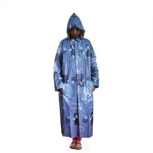 Grahakji Rain Breaker Ladies Raincoat