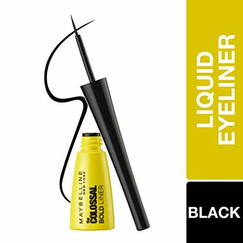 Maybelline New York Black Colossal Bold Eyeliner,3g