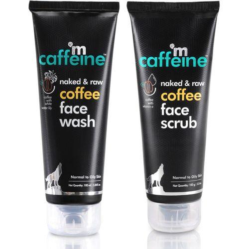 MCaffeine Coffee Anti Pollution Kit(2 x 50 ml)