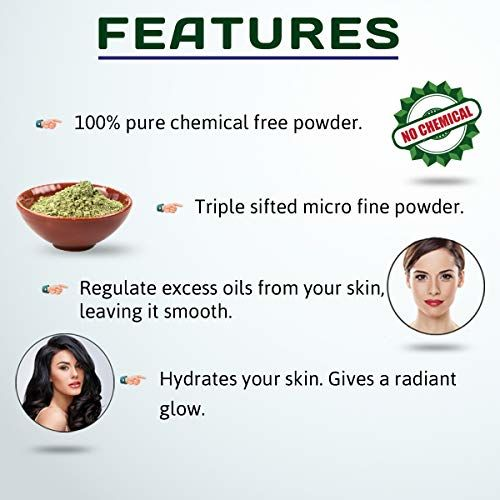 Indus Valley 100% Natural Activated Charcoal Powder for Ideal Skin Removes Dead Skin, Impurities, Detoxifies Skin 100gm