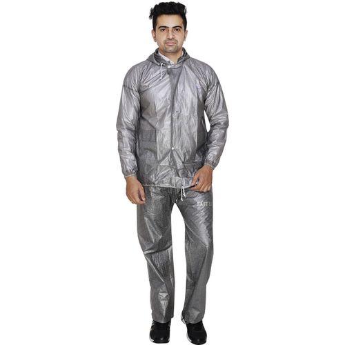REXBURG Solid Men Raincoat