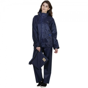 Versalis Solid Women Raincoat