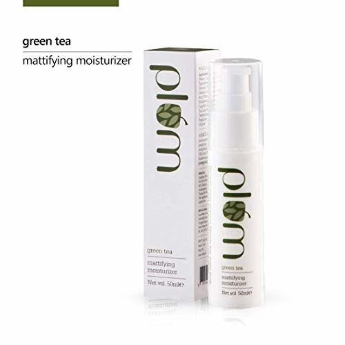 Plum Green Tea - Face Care Full Set with Kit Bag, 435 ml (Pack of 5), For Oily & Acne Prone Skin, Vegan Skin Care
