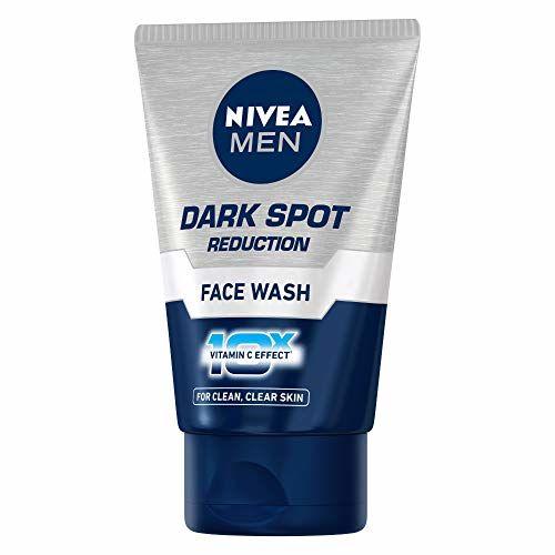NIVEA Men Face Wash, Dark Spot Reduction, 100g