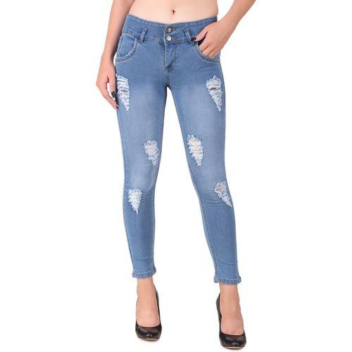 Ansh Fashion Wear Regular Women Multicolor Jeans