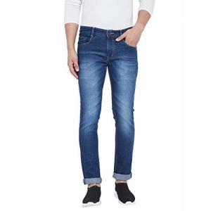 Ben Martin Blue Denim Regular Fit Jeans