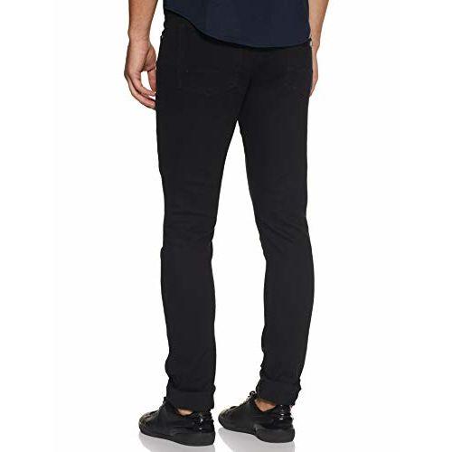 Wrangler Men's Skinny Fit Jeans (W33926W2201Z036034_Jsw-Black_36)