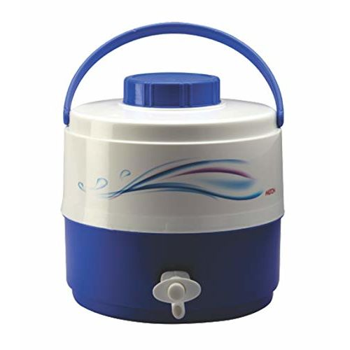 Milton Kool Musafir Plastic Water Jug, 4.8 Litres, Blue