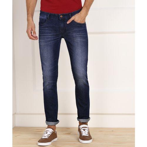 Numero Uno Slim Men Dark Blue Jeans