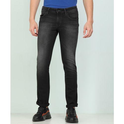 Wrangler Slim Men Grey Jeans