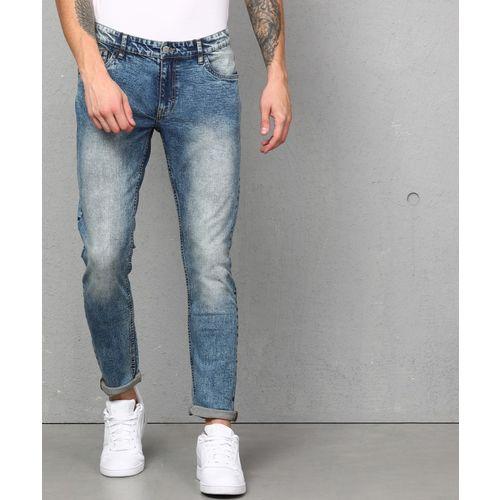 Metronaut Slim Men Blue Jeans