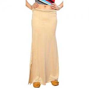 Carrel Body Cream Women's cotton Petticoat