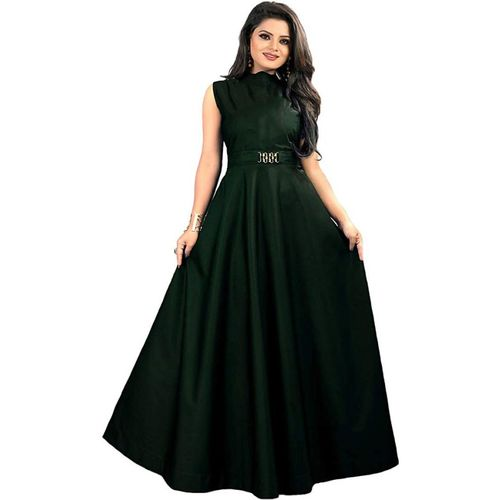 starword Anarkali Gown(Green)
