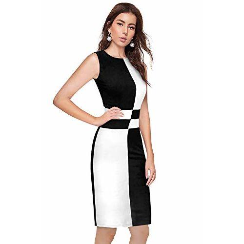 Illi London Women's Knee Length Dress.