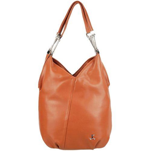 Mochi Tan Artificial Leather Hobo Bag