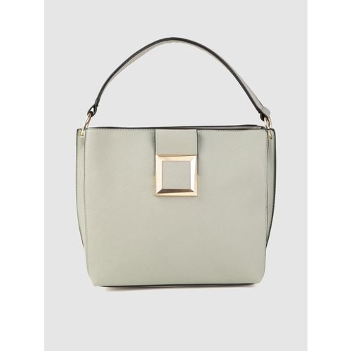 Carlton London Grey Hobo Bag