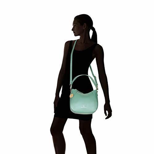 Caprese Harriet Green Hobo Bag