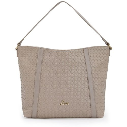 Lavie Artificial Leather Hobo Bag