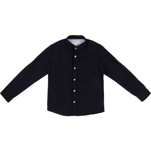 Pantaloons Junior Boys Printed Casual Dark Blue Shirt