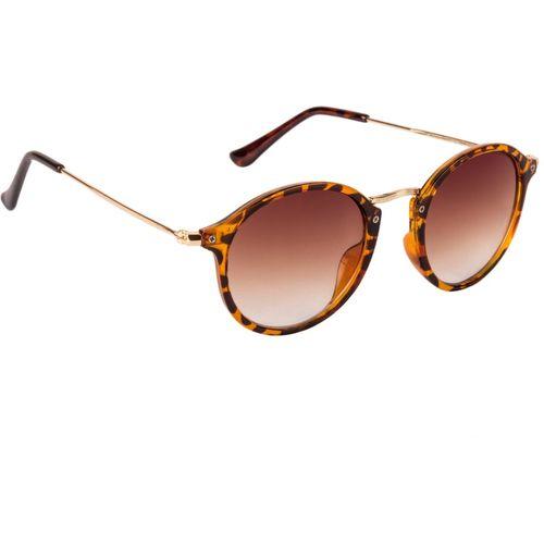 bArrett Round Sunglasses(Brown)
