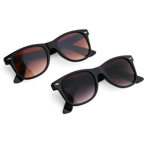 Royal Son Wayfarer Sunglasses(Black, Brown)