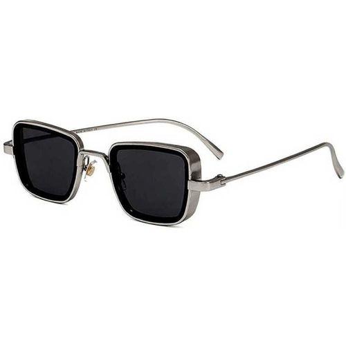 NKZ Rectangular Sunglasses(Black)