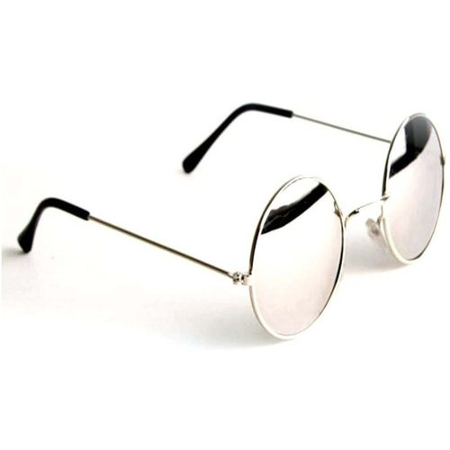 like future Round Sunglasses(Silver)