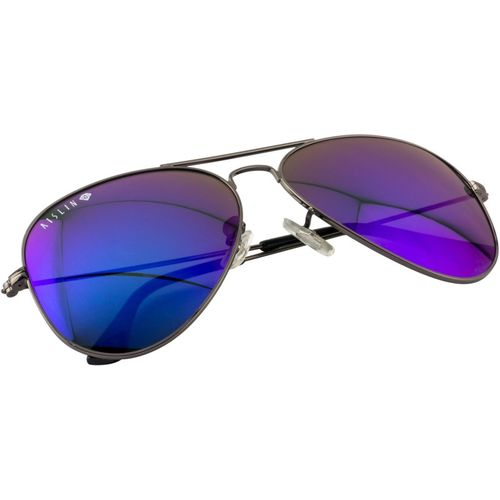 Aislin Aviator Sunglasses(Violet, Blue)