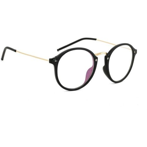 Eyevy Round Sunglasses(Clear)