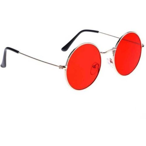 Tazzx Round Sunglasses(Red)